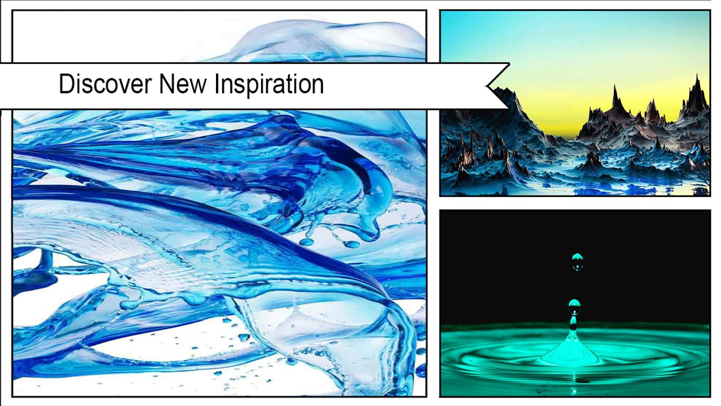 qhd splash watery wallpapers apk download - free personalization app