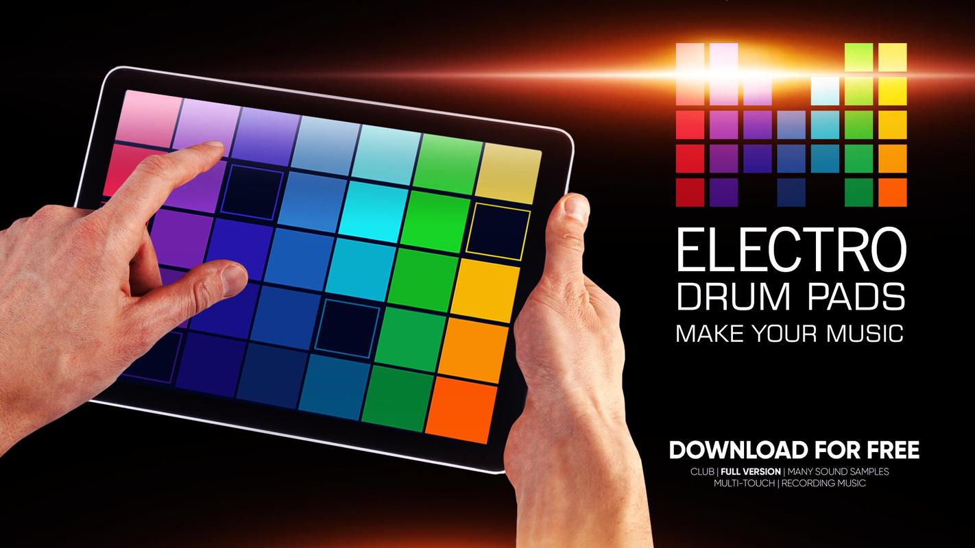 electro drum pads loops dj apk download free simulation game for android. Black Bedroom Furniture Sets. Home Design Ideas