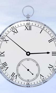 Analog Clock Live Wallpaper screenshot 1