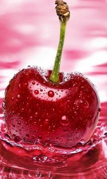 Fruits In Water Live Wallpaper Apk Screenshot