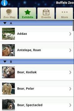 Buffalo Zoo screenshot 1