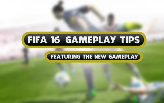 Guide FIFA 16 GamePlay poster