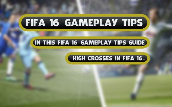 Guide FIFA 16 GamePlay screenshot 1