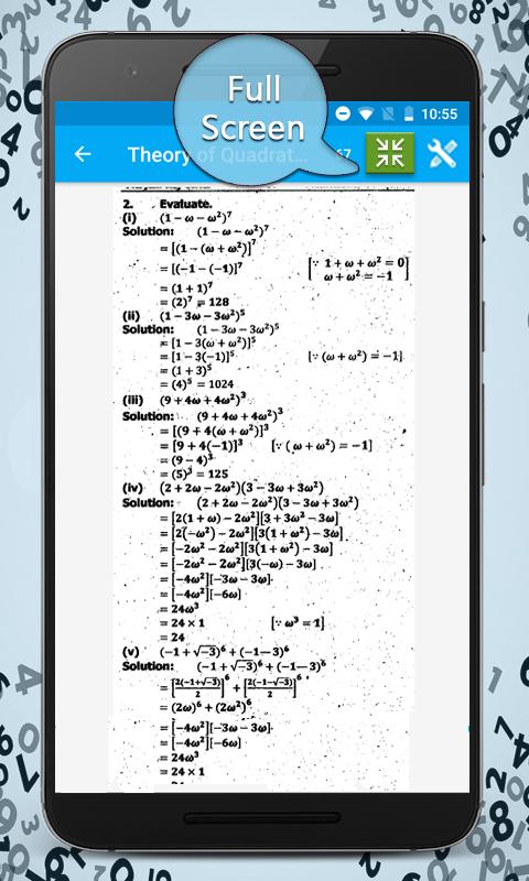 Key & Textbook Maths 10 (PTB) for Android - APK Download
