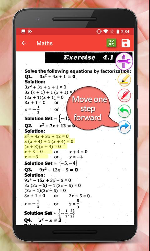 Key Book Maths Class 11 (PTB) for Android - APK Download