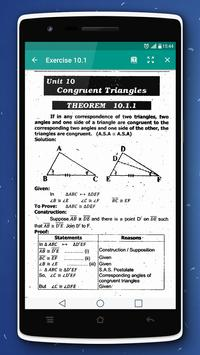 Key & Textbook Maths 9 (PTB) apk screenshot