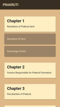 Know your Prakruti screenshot 1