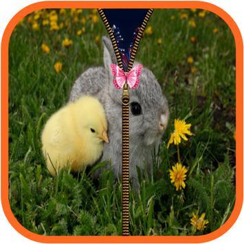 CutePuppet Zipper Screen Lock apk screenshot