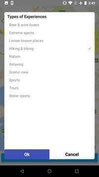 Offbeat.ai - Global travel search & automatic plan screenshot 1
