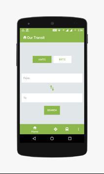 Our Transit screenshot 1