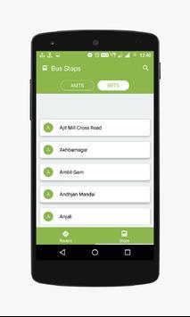 Our Transit - AMTS/BRTS screenshot 2