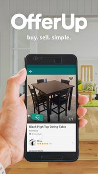 OfferUp - Buy. Sell. Offer Up poster