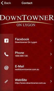 Downtowner - Concierge screenshot 2