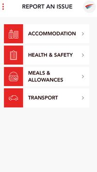 FAAA Member App screenshot 2
