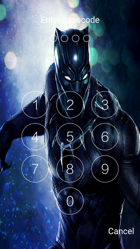 Black Panther T Challa Lock Screen Hd Wallpapers For Android Apk