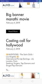 Free Casting Calls screenshot 1