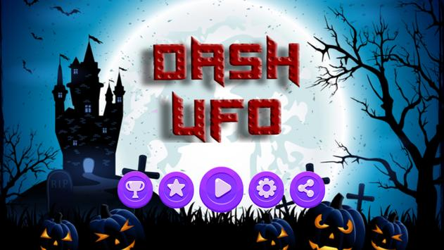 Dash UFO - Aliens Vs Ghost screenshot 3