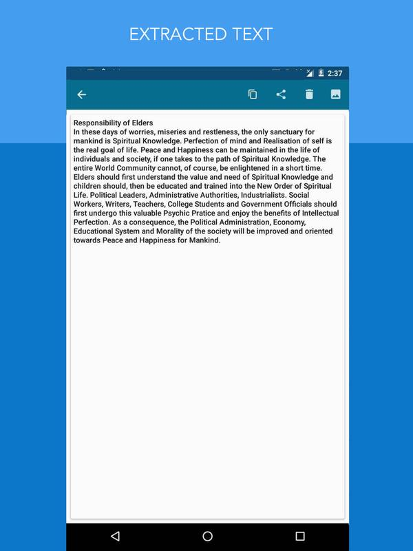 Translator Italian: OCR Text Scanner : Convert An Image To Text For Android
