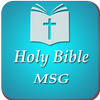 Message Bible (MSG) Offline Free 아이콘