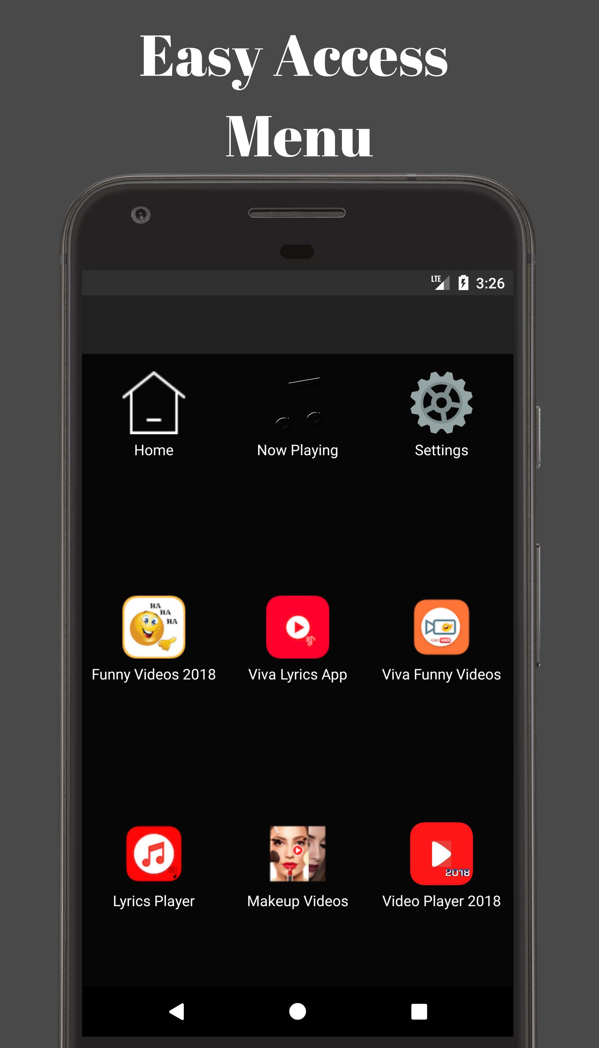 Offline Lyrics Music Player:music with lyrics App for