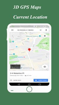 Gps world map offline with voice route directions for android apk gps world map offline with voice route directions captura de pantalla 3 gumiabroncs Images