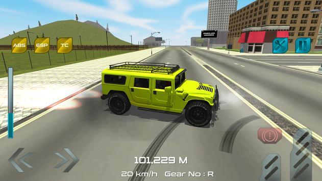 Offroad Simulator apk screenshot