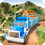 Offroad Wood Transport Truck Driver 2018-APK