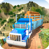 ikon Offroad Wood Transport Truck Driver 2018