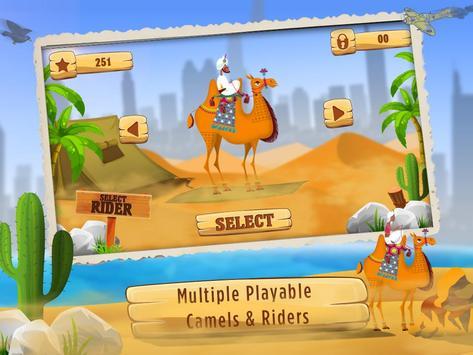 Dubai Camel Riding screenshot 1