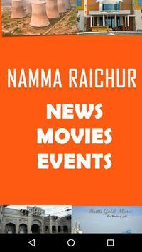 Namma Raichur - My Raichur poster