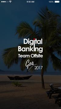 Digital Banking Offsite Goa-17 poster