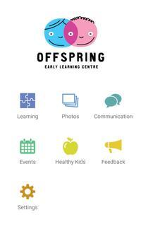 Offspring ELC poster
