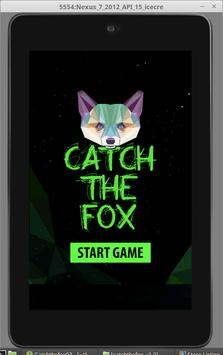 Catch the Fox poster