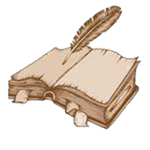 Reader's realm icon