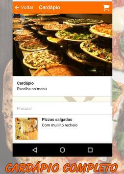 Pizzaria Model apk screenshot
