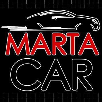 Marta CAR poster