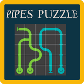 Pipes Puzzle icon