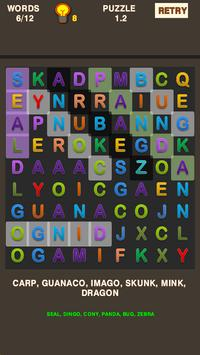 Simple Word Search Puzzle screenshot 4
