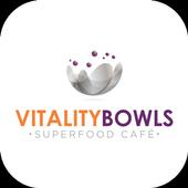 Vitality Bowls Superfood Café icon