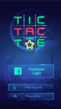 Tic Tac Toe Stars poster