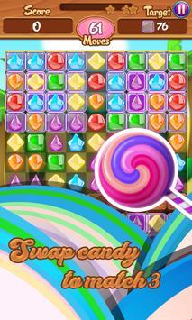 Fantasy Candy Garden poster
