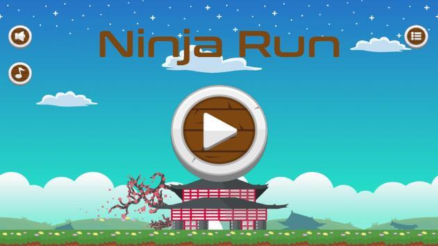 Ninja Run Deluxe poster