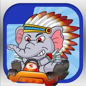Animal Racing Jump icon