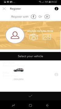 oGa Driver Partner screenshot 1
