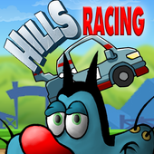 Oggy Hill Racing Epic Adventure 2017 icon
