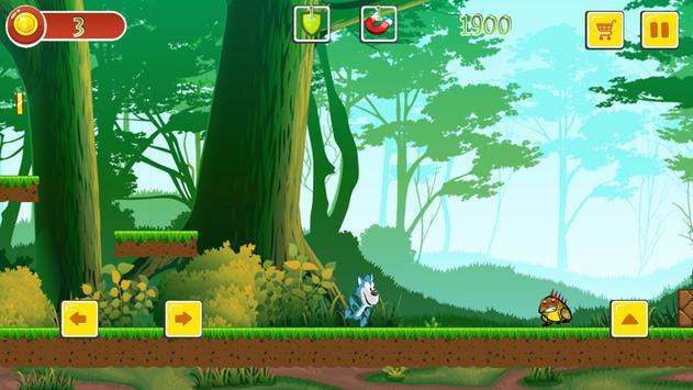 the ogy and jery adventure screenshot 7