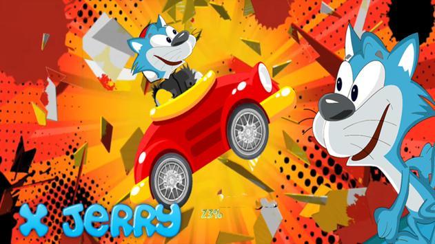 the ogy and jery adventure screenshot 4
