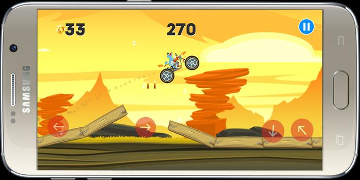 Oggy Moto Racing screenshot 4