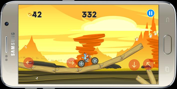 Oggy Moto Racing screenshot 5