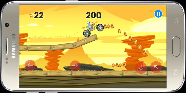 Oggy Moto Racing screenshot 3